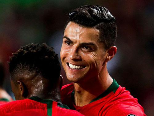 Cristiano Ronaldo (CR7) là cầu thủ bóng đá quốc tịch Bồ Đào Nha hiện đang thi đấu ở giải vô địch Ý cho câu lạc bộ Juventus và là đội trưởng của đội tuyển bóng đá Bồ Đào Nha