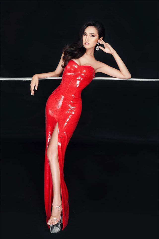 Bộ ảnh mới của Hoài Sa trước thềm Miss International Queen 2020: Thần thái, sắc vóc đúng chuẩn Hoa hậu đây rồi! - Ảnh 6.