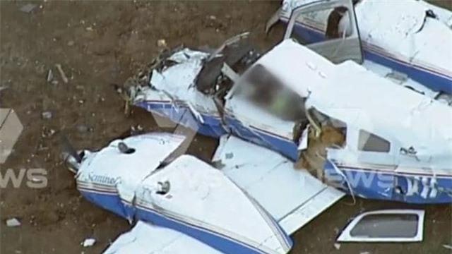 Hai máy bay Australia đâm nhau trên không, 4 người thiệt mạng - 5