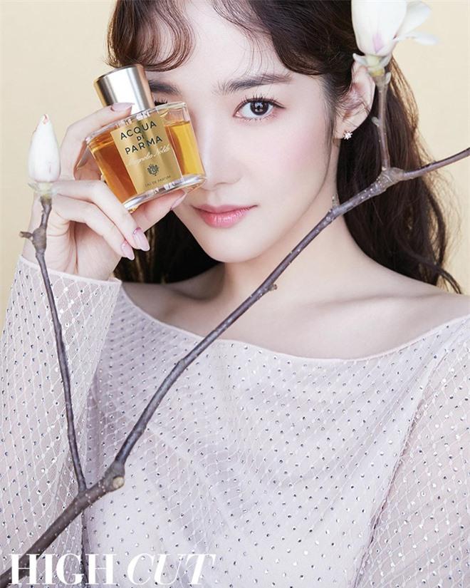 Hớp hồn vì bộ ảnh của Park Min Young: Đúng đẳng cấp nữ hoàng dao kéo đẹp nhất Kbiz, make up sương sương là đủ lên hình - Ảnh 3.