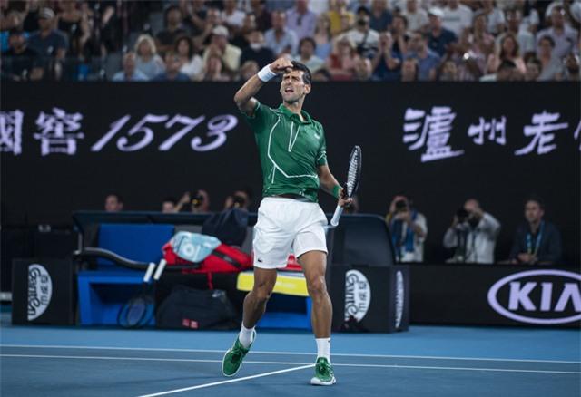 Novak Djokovic xuất sắc hơn Roger Federer! - Ảnh 2.