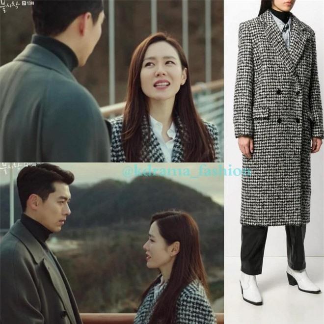 Thật chẳng ngờ tiểu thư tài phiệt Son Ye Jin chỉ dùng son bình dân quanh quẩn 300k, nhưng vừa mặc chiếc áo khoác 25 triệu đã lập tức cháy hàng 4