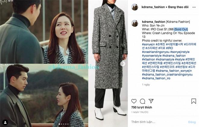 Thật chẳng ngờ tiểu thư tài phiệt Son Ye Jin chỉ dùng son bình dân quanh quẩn 300k, nhưng vừa mặc chiếc áo khoác 25 triệu đã lập tức cháy hàng 3