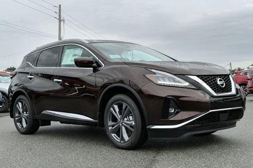 Nissan Murano Platinum AWD 2020.