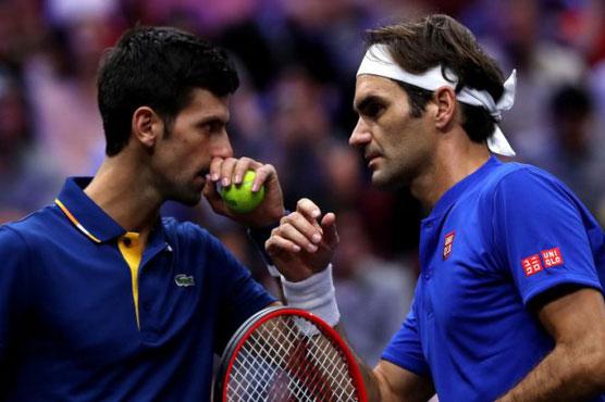 Novak Djokovic xuất sắc hơn Roger Federer