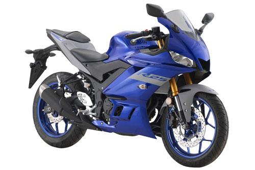Yamaha YZF-R25 2020.