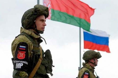 Sẽ không có cuộc chiến tranh nào nổ ra giữa Nga và Belarus?. Ảnh: TASS.