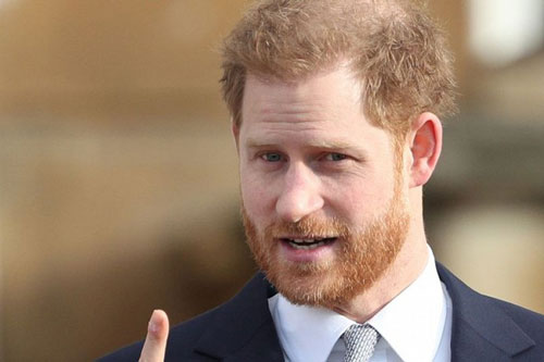 Hoàng tử Harry