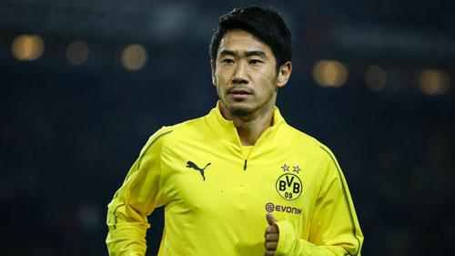 Tiền vệ Shinji Kagawa