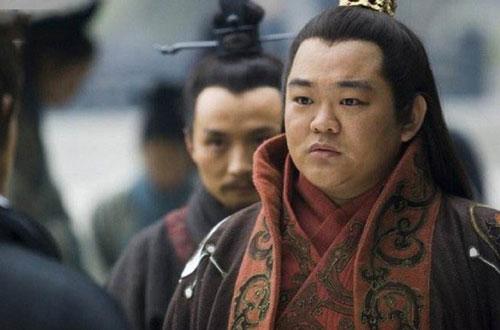 Tạo hình Lưu Thiện trong phim.