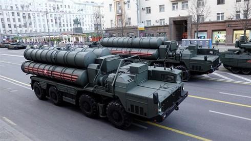 Không loại trừ khả năng Iran sẽ mua hệ thống phòng không S-400 của Nga. (Ảnh: Reuters)