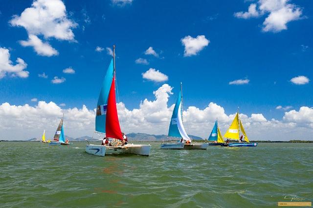 Giải đua thuyền buồm catamaran PPC được tổ chức hàng năm đã trở thành thương hiệu của tỉnh Bà Rịa - Vũng Tàu.