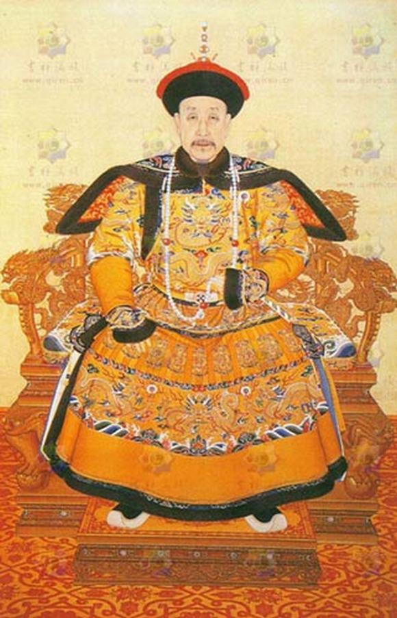Vua Khang Hy cha của Ung Chính