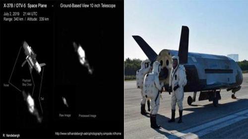 Nhiệm vụ của X-37B và những vệ tinh được mang theo vẫn là bí ẩn với thế giới.