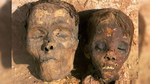 Xác ướp cổ nhất cách đây 4.000 năm tuổi