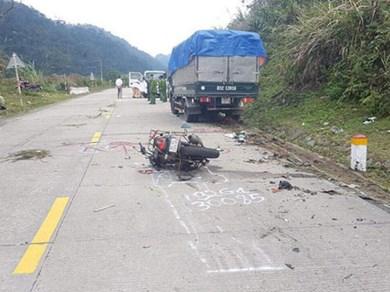 Điều tra vụ TNGT làm 2 người nước ngoài tử vong