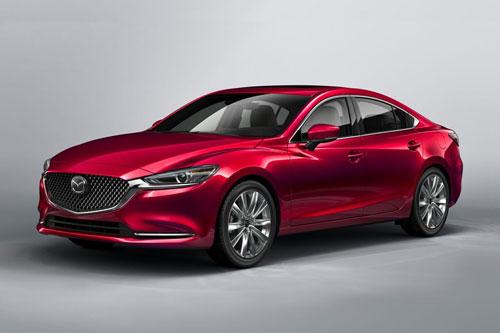 4. Mazda 6 2020 (giá khởi điểm: 24.920 USD).