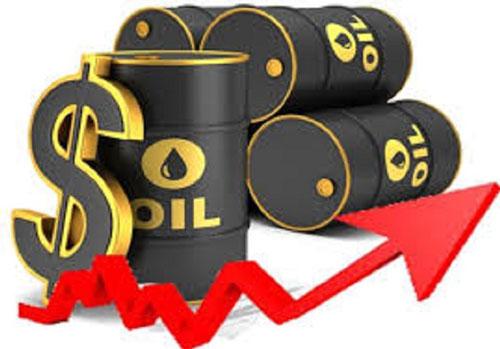 Giá xăng, dầu (20/2): Tăng mạnh