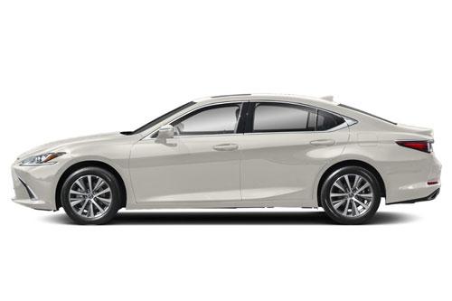 9. Lexus ES 350 2020 (giá khởi điểm: 40.925