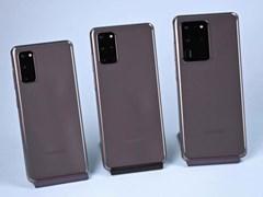 So sánh bộ ba Samsung Galaxy S20, Galaxy S20 Plus và Galaxy S20 Ultra