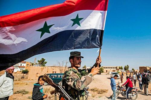 Trong vài ngày qua tình hình chiến sự tại tỉnh Idlib của Syria đang diễn biến theo chiều hướng hết sức phức tạp, khi quân đội Syria đẩy mạnh chiến dịch tấn công phiến quân.