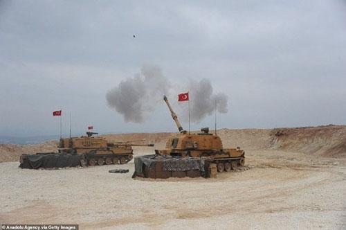 Thổ Nhĩ Kỳ tiếc nuối F-35 khi có ý định tấn công thẳng vào Damacus