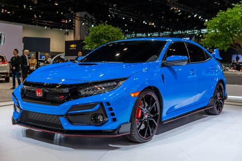 Honda Civic Type R 2020.