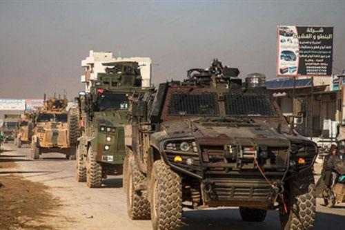 Quân đội Thổ Nhĩ Kỳ đang vướng phải rào cản lớn tại tỉnh Idlib