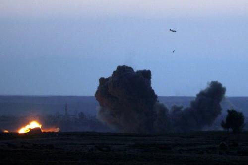 Syria quyết đại bại 12 nghìn quân Thổ Nhĩ Kỳ trong vài tuần