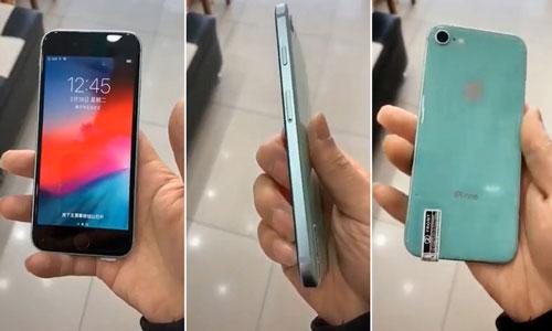 Thiết bị được cho là iPhone 9.