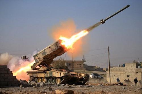Quân đội Syria sử dụng vũ khí nhiệt áp thiêu trụi nhiều xe tăng của Thổ Nhĩ Kỳ