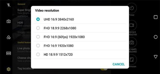 13 mẹo để có được thước phim hoàn hảo hơn trên thiết bị Android - ảnh 5