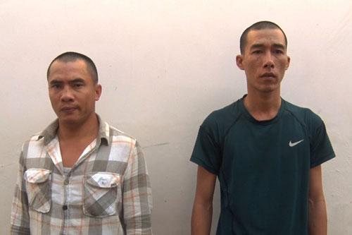 Kiên Giang: Bắt giam 2 gã đàn ông nghi bắt cóc tống tiền ngư phủ