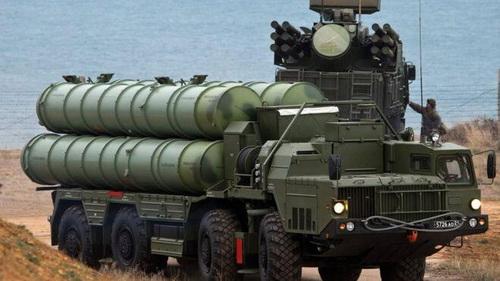 Thổ Nhĩ Kỳ có thể sử dụng hệ thống tên lửa phòng không S-400 để chống lại máy bay Nga. Ảnh: TASS.