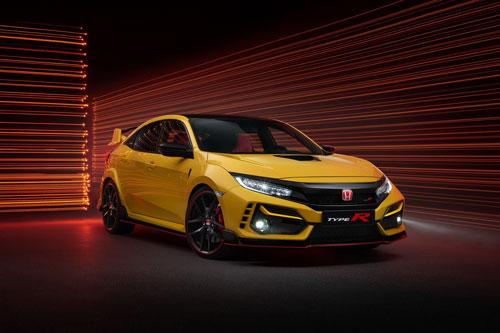 Honda Civic Type R Limited 2021.