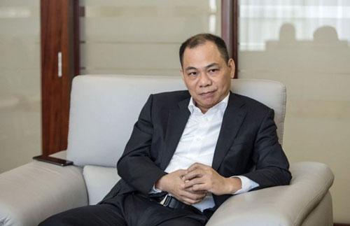 Top 5 tỷ phú giàu nhất Việt Nam