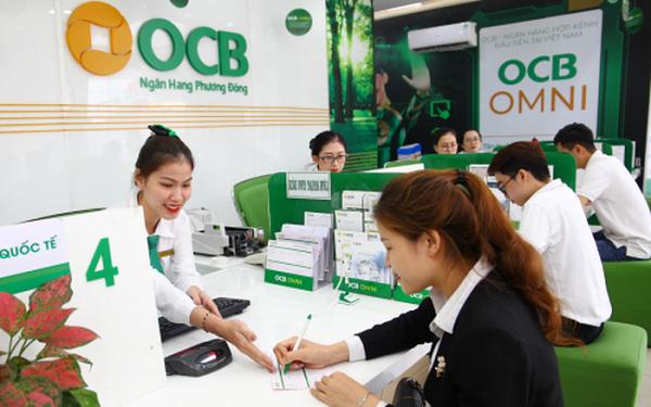 OCB là một trong số ngân hàng có lượng nhân viên giảm mạnh nhất năm qua