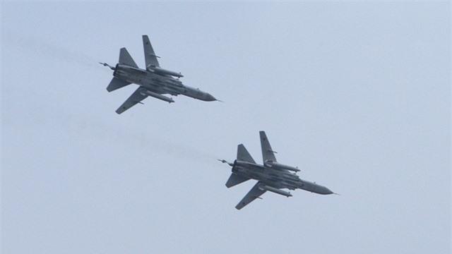 """Su-24 Nga không kích đẩy lùi lực lượng thân Thổ Nhĩ Kỳ tại """"chảo lửa"""" Idlib - 1"""