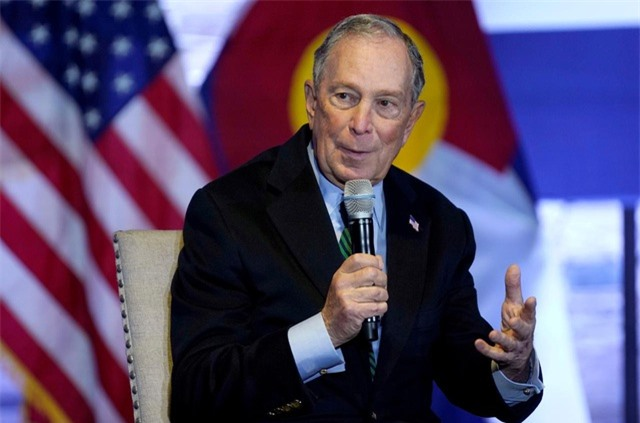 """Tỷ phú Bloomberg bất ngờ gọi ông Trump là """"người chiến thắng thực sự"""" - 1"""