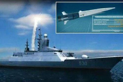 Hiện Nga đã đưa vào trang bị một số loại vũ khí siêu thanh.