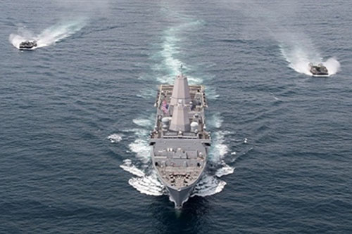 Các tàu vận tải quân sự của Mỹ bị giới chuyên gia cho là đã lỗi thời, khả năng sẵn sàng vận chuyển kém