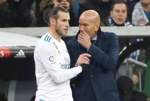 Gareth Bale đang có khoảng thời gian