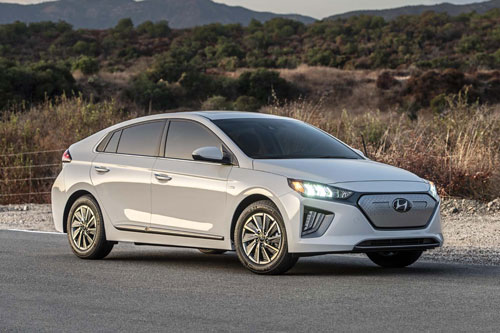 Hyundai Ioniq Electric 2020.