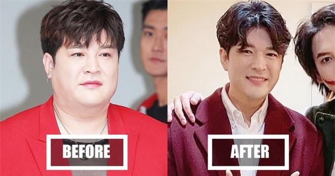 Thành quả bất ngờ sau màn giảm cân chấn động Kbiz của Shindong: Không chỉ body mà gương mặt cũng thay đổi ngoạn mục! - Ảnh 6.
