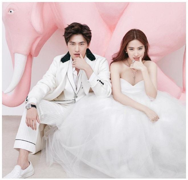 Vẻ đẹp trai hút hồn của 'hôn phu' Lưu Diệc Phi, danh sách bạn gái tin đồn nổi tiếng vừa xinh vừa giàu 14