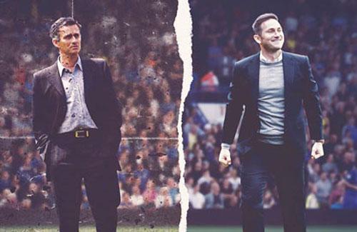 'Trò cưng' Lampard đang là khắc tinh số 1 của 'thầy cũ' Mourinho