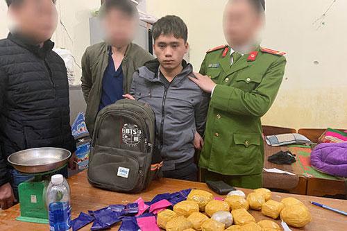 Sơn La: Bắt giữ hơn 5.000 viên ma túy tổng hợp và 5kg thuốc phiện