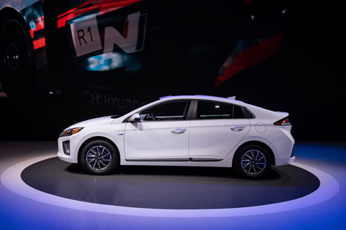 Xe điện Hyundai mạnh 134 mã lực, phạm vi hoạt động 274 km, giá gần 800 triệu đồng