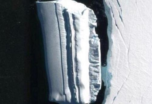 Phát hiện 'tàu mẹ' của người ngoài hành tinh ở Nam Cực?