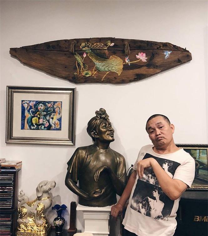Cận cảnh căn nhà giá 'khủng' của Xuân Hinh ở phố cổ Hàng Bông - ảnh 4